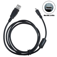 3.3ft USB DC Battery Charger Data SYNC Cable Cord For Nikon Coolpix L120 Camera