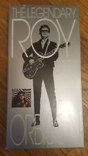 The Legendary Roy Orbison [Long Box](CD Box Set, 1999, 4 Discs) Like new