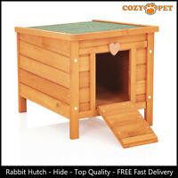 Rabbit Hutch by Cozy Pet Guinea Pig Hutches Hedgehog Run Tortoise Runs RH02N