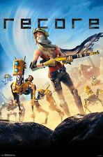RECORE - KEY ART POSTER - 22x34 VIDEO GAME 14942