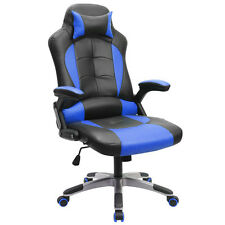 High Back PU Leather Executive Office Desk RC1 Computer boss Gaming Chair boss!