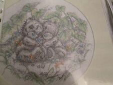 'Tatty Hugs' Tatty Teddy cross stitch chart(only)