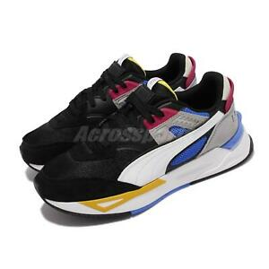 Puma Mirage Sport Remix Multi Black White Men Casual Lifestyle Shoes 381051-01