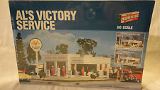 HO SCALE WALTHERS CORNERSTONE AL'S VICTORY SERVICE No.933-3072 FACTORY SEALED