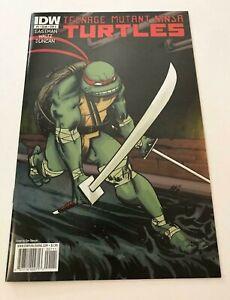 IDW Comics TEENAGE MUTANT NINJA TURTLES #1 C VARIANT DAN DUNCAN RARE