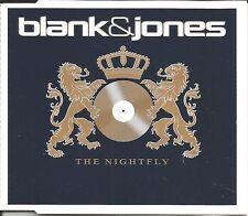 BLANK & JONES And the Nightfly Short & 3 MIXES Europe Single SEALED USA seler