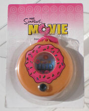 The Simpsons Movie 2007 Donut Water Game Promo From UK! VERY Rare! Hard To Find!