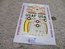Superscale  decals 1/48 48-602 F-86E/F Sabres Chopper MIG Poison    N3
