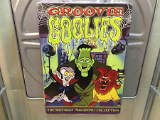 Groovie Goolies The Saturday Mourning Collection 3 DVD Box NEW Set Archie NTSC