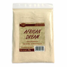 AFRICAN DREAM HERB 28 grams Entada rheedii seed powder FROM THE SOURCE