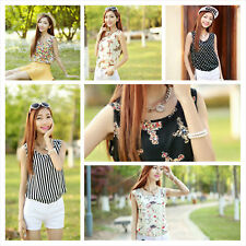 Chiffon Fitted Blouse Size Petite for Women