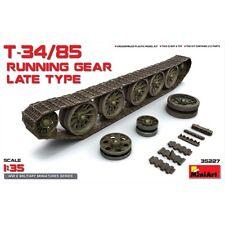 #3532 1//35 EUREKA 2 PIECES T-34//85 MOD.1945 /& PAST WAR SOVIET TOW CABLES
