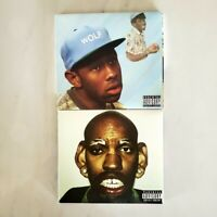 CD 2-Pack - Tyler The Creator / Wolf + Odd Future / The OF Tape Vol. 2