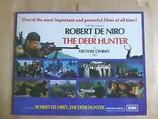 The DEER HUNTER - UK Press Book (Robert DeNiro/Christopher Walken) RARE!