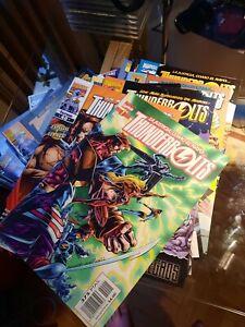 Thunderbolts Forum Colección completa 40 cómics Marvel Ojo de Halcón Como nuevo