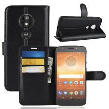 Handy Tasche Motorola Moto E5 Play Klapptasche Flip Cover Case Schutz hülle Etui