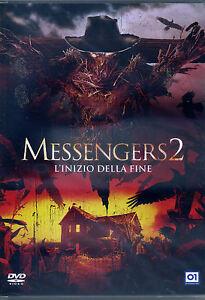 01THE MESSENGERS 2 L'Inizio della Fine - (2009) di Martin Barnewitz - DVD NUOVO