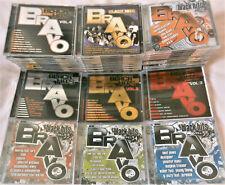 Komplette Sammlung Bravo BLACK Hits von Vol.1 bis 15 & 17 bis 31, 32, 33, 34, 35