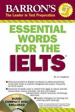 Essential Words for the IELTS with Audio CD (Barron's Essential Words-ExLibrary