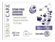 Sensi-Care Sting Free Adhesive Remover Wipes by ConvaTec #413500, Box of 30