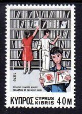 Cyprus - 1976 Child literature Mi. 458 MNH