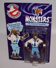 The Real Ghostbusters Wolfman Monster MOC Kenner 1984 UnPunched