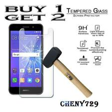 For Huawei Y3 2017 CRO-U00 - Genuine Tempered Glass Film Screen Protector Cover