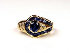 Ovale Echtschmuck-Ringe mit Diamant