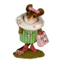 Wee Forest Folk Limited Edition M-574h - Mother's Day Cupcake Treat