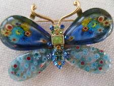 New Sweet Romance Pretty Butterfly Brooch