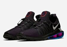 AUTHENTIC Nike Shox Gravity Grand Purple Black AR1999 500 Running Shoes SZ 9.5