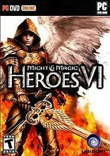 Might & Magic Heroes VI (PC, 2011) DVD ROM  - Used Mint Condition!