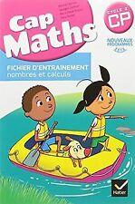 Cap Maths CP ed. 2016 - Fichier d'Entrainement Pas Ve... | Livre | état très bon