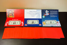 US Paper Money All CU+ Collection of 16 Lucky 777 Notes