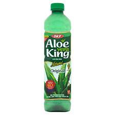 OKF Aloe Vera King Original 20 x 500ml Aloe Vera Getränk Drink  OKF 10 Liter NEU
