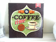 Coffee Vintage/Retro Decorative Wall Plaques