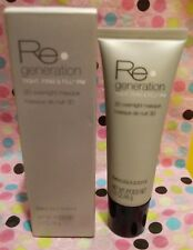 Beauticontrol regeneration Tight, Firm And Fill PM 3D Overnight Masque 1.6...