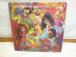 The 5th Dimension Portrait LP Vinyl Record Bell 6045 Stereo