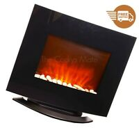 The Cockys Mate - Goldair Flame Effect Heater Black