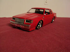 Jada 1987 Buick Grand National 1:24 Scale original 2003 release new no box red