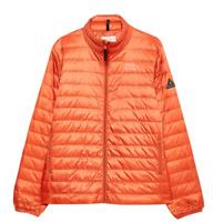 JACK WILLS Nevis Lightweight Down Jacket Orange Mens Size UK M *Ref52