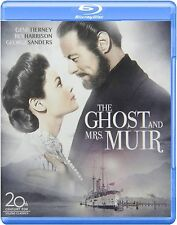 Blu Ray THE GHOST AND MRS MUIR. Gene Tierney. UK compatible. New sealed.