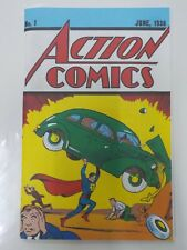 Action Comics #1 Reprint 2012 - Superman Rare Italian Copy - COMPRO FUMETTI SHOP