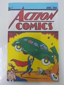 Action Comics #1 Reprint 2012 - Superman Rare Italian Copy - COMPRO FUMETTI SHOP