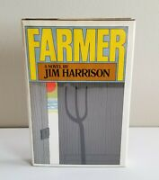 FIRST EDITION~ Farmer by Jim Harrison 1976 1st Printing Viking Hardcover