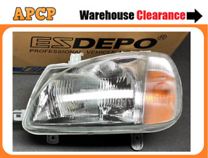 Head Lamp Light Front - Suits Daihatsu Charade G200 (96-00) Left Side *NEW*