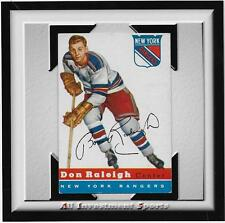 1954 Topps DON RALEIGH #53 EX+ *tough hockey card for set* DD17