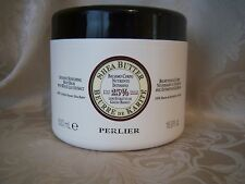 PERLIER SHEA BUTTER BODY BALM WITH WHITE LILY 16.9 FL. OZ