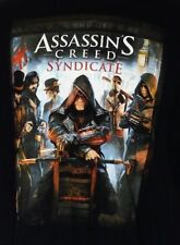 Assassin's Creed Syndicate Black S/S Cast of Characters Graphic T-Shirt XL