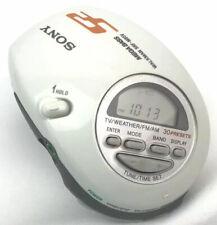Genuine SONY Sports Walkman SRF-M85V S2 Armband Radio Water Resistant - (NN1)